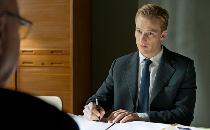 Alexander Fehling (Rolle: Johann Radmann)